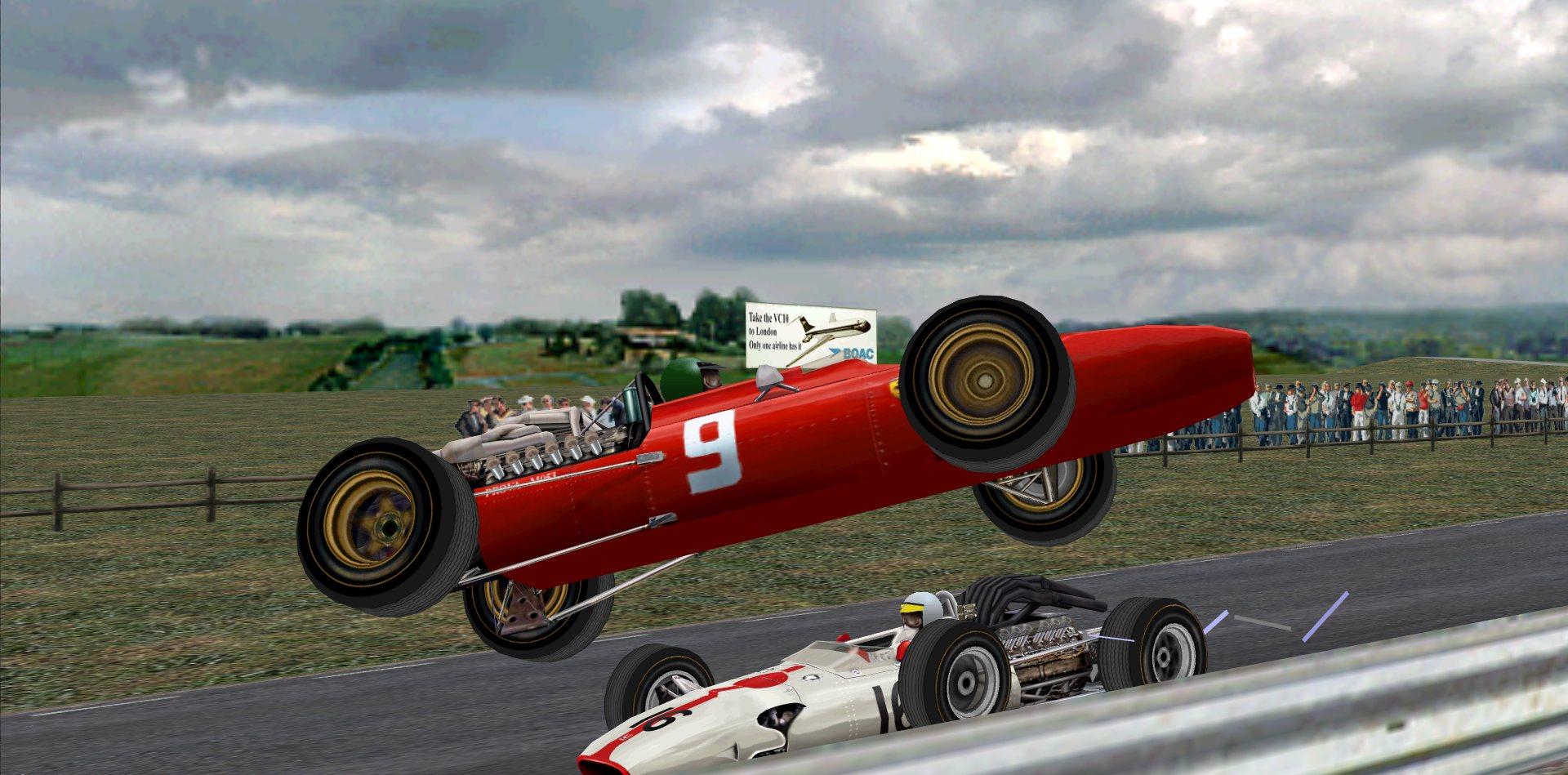 Ferrarista on myös lentokoneeksi